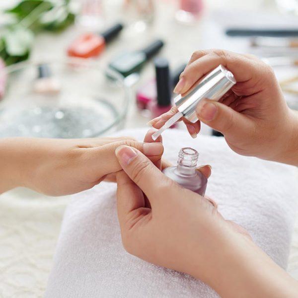 polish belleville nail salon